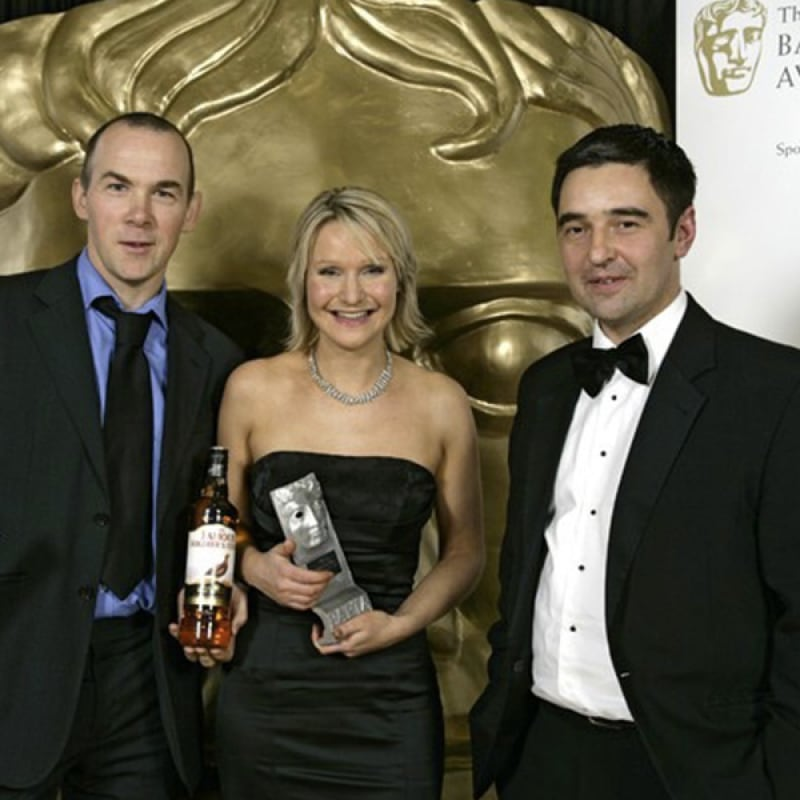 bafta bowery productions scotland